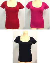 Stretch A Mile Three Pack Tops