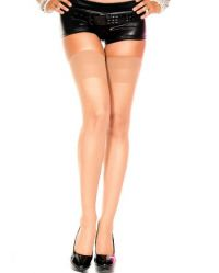 Plus Size Stocking With Wide Band ML4101Q