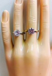 Two Pack Engagement Rings