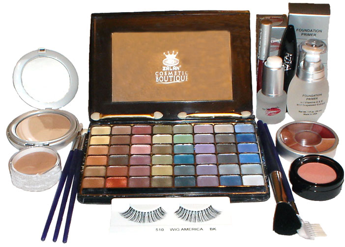 Drag makeup kit