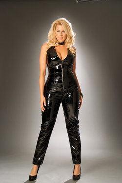 Vinyl Catsuit Drag Queen Clothing Shoes Hosiery